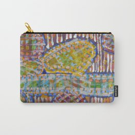 Cacti-like Carry-All Pouch