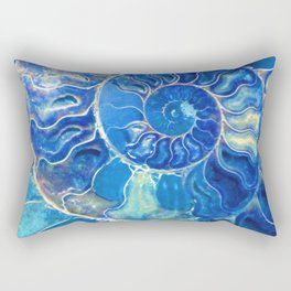 madagascarblue Rectangular Pillow