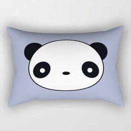 Kawaii And Cute Panda Rectangular Pillow