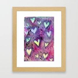 Heart No. 15 Framed Art Print
