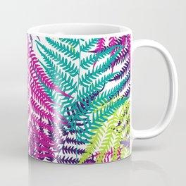 Fern frond seamless pattern Coffee Mug
