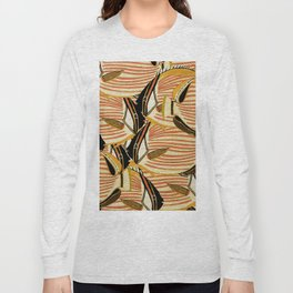 Crowd Fish 5 Long Sleeve T-shirt