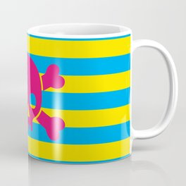 Summertime Pirate Coffee Mug
