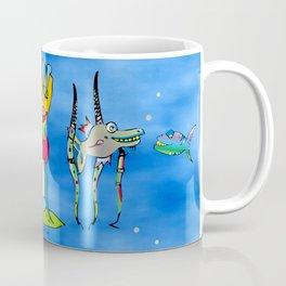 Stay Upbeat Coffee Mug