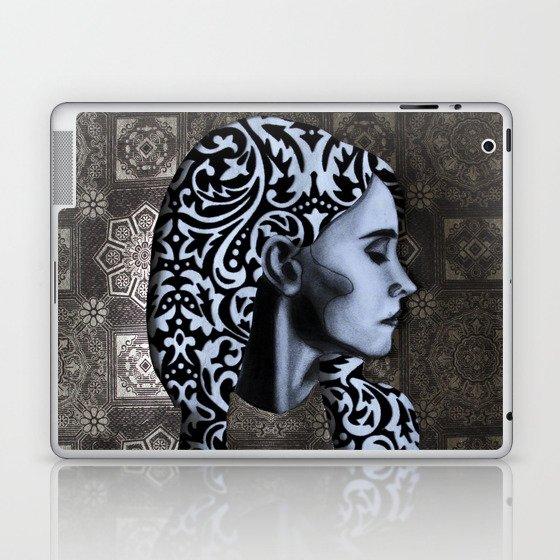 Blending In Laptop & iPad Skin