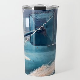 Truck in the Weeds Travel Mug