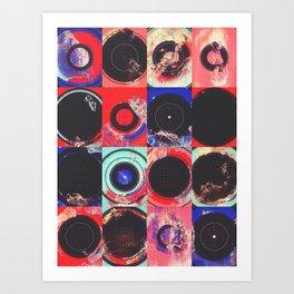 QUICKSILVER Art Print
