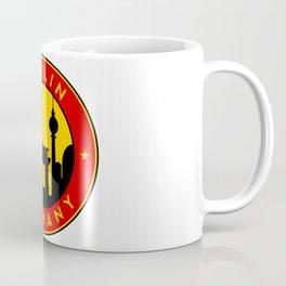 Berlin, circle, sticker Coffee Mug