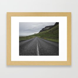 The Power of Adventure Framed Art Print