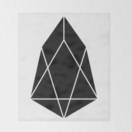 EOS Logo Throw Blanket