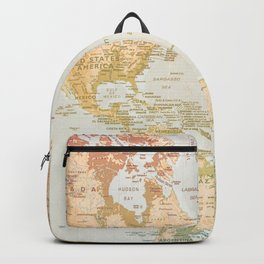 Pastel World Backpack