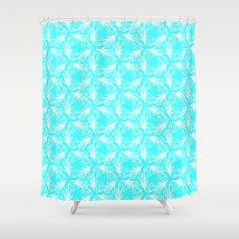 Algas del mar Shower Curtain