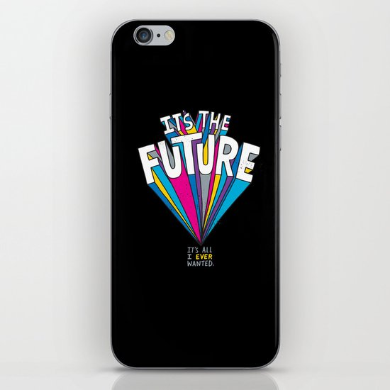 The Future iPhone & iPod Skin