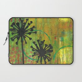 Yellow Wishes Laptop Sleeve