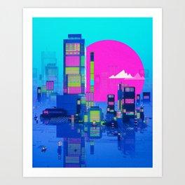 CONCORDE (everyday 11.16.16) Art Print