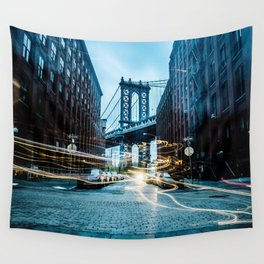 Brooklyn Bridge 2 Wall Tapestry