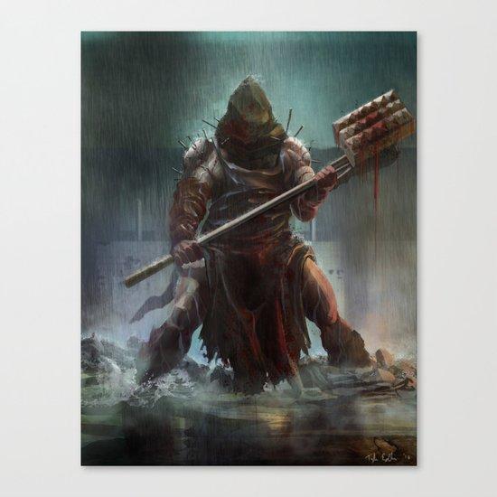 Executioner  Canvas Print