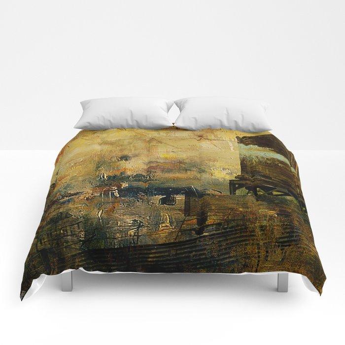 The tank Comforters