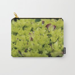 Hydrangea Unbloomed Carry-All Pouch