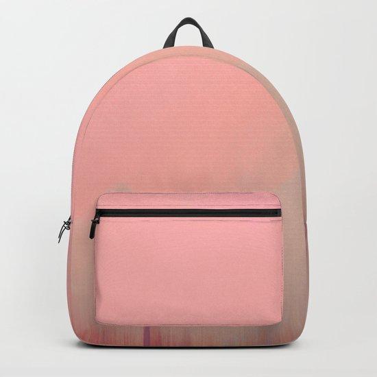 Coral Fog Backpack
