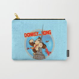Donkey King Carry-All Pouch