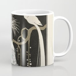 Journal des Dames et des Modes Costumes - George Barbier, 1914 Coffee Mug