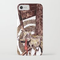 gore iPhone & iPod Cases featuring Gore by Smokacinno