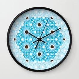 Sapphire Multistars Wall Clock