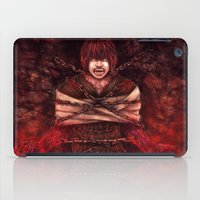 beast iPad Cases featuring Beast by Aizel