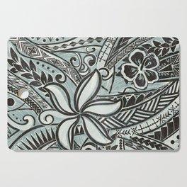 Hawaiian Slate Ocean Spray Print Cutting Board