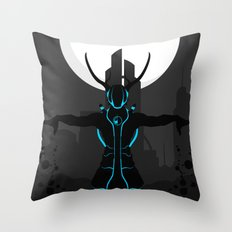 Zachriel Isenberg Throw Pillow