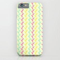 Pretty as a fern  iPhone 6 Slim Case