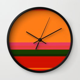 PART OF THE SPECTRUM 01 Wall Clock