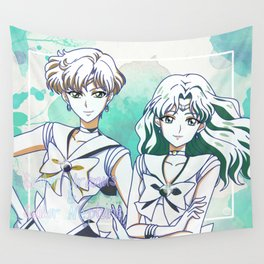 We Looking For The Talismans Wall Tapestry