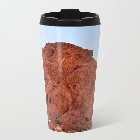 Elephant Rock - II Metal Travel Mug