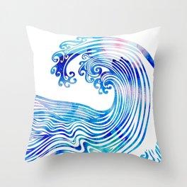 Waveland Throw Pillow