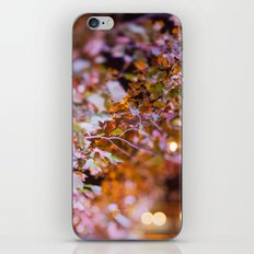 Nature and light abstract iPhone & iPod Skin