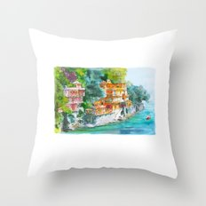 Dream place Throw Pillow
