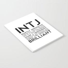 INTJ Notebook
