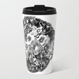 Redhorse Black Travel Mug