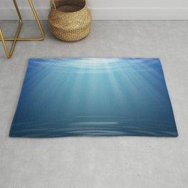 Come, Swim with me - series - ii -  Rug