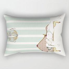 Chaise longue Rectangular Pillow