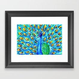Surprise Them! Framed Art Print
