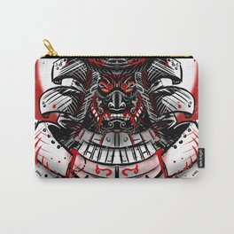 Samurai Artwork Carry-All Pouch