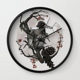 ÆFTERA YULE Wall Clock