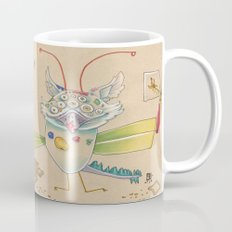 ART AND TOAST Mug