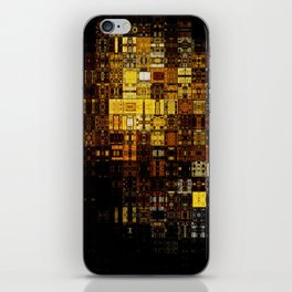 Bits and Bobs iPhone Skin
