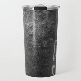NUMBER 5 BLACK Travel Mug