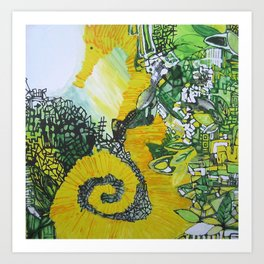 Coronet Art Print