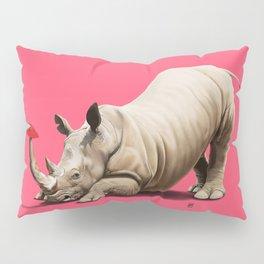 Horny (Colour) Pillow Sham